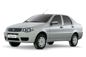 Fiat Siena 178 Facelift Седан