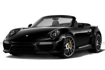 Porsche 911 IX (992) Convertible