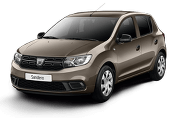 Dacia Sandero II Facelift Hatchback