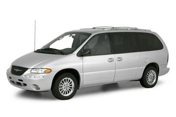 Chrysler Town & Country GS Minivan