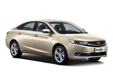 Geely Emgrand GL Седан