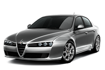 Alfa Romeo 159 939 Седан
