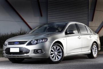Ford Falcon FG Facelift Седан