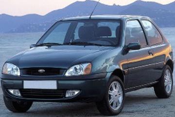 Ford Fiesta IV Facelift (JBS) Hatchback