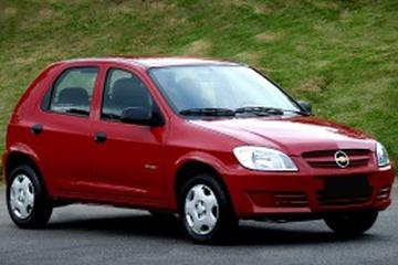 Chevrolet Celta Facelift Hatchback