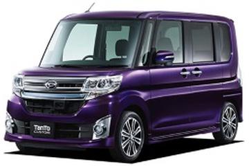 Daihatsu Tanto Custom III Фургон