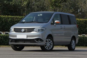Dongfeng Succe Facelift MPV