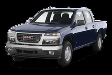 GMC Canyon GMT355 Pickup Crew Cab