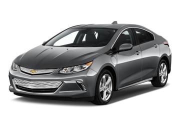 Chevrolet Volt II Liftback