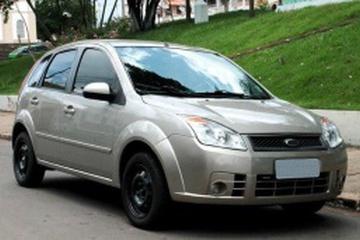 Ford Fiesta V Facelift Hatchback
