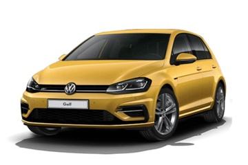 Volkswagen Golf Mk7 Facelift Hatchback