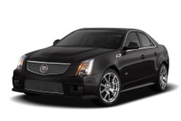 Cadillac CTS-V GM Sigma II Седан