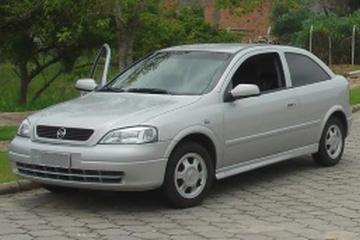 Chevrolet Astra II Hatchback