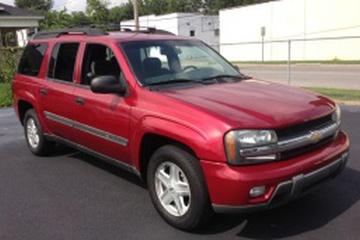 Chevrolet TrailBlazer EXT SUV