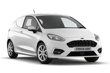 Ford Fiesta VII Van