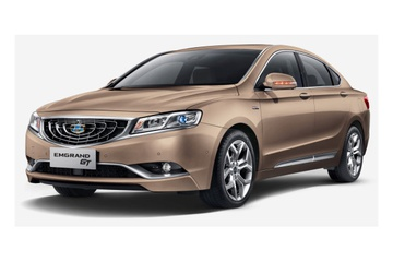 Geely Emgrand 7 Facelift GT