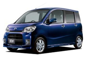 Daihatsu Tanto Exe Custom Hatchback