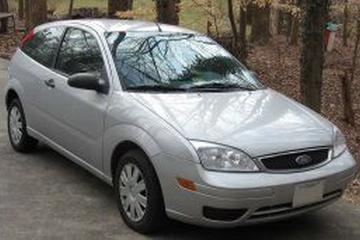 Ford Focus I Facelift Hatchback