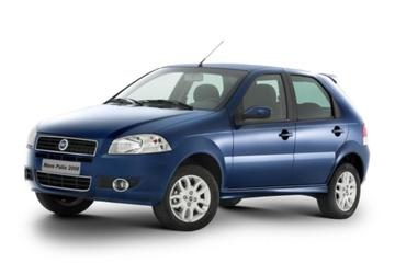 Fiat Palio 178 Facelift II Hatchback