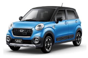 Daihatsu Cast Activa Hatchback