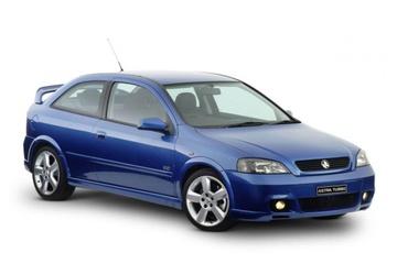 Holden Astra TS Hatchback