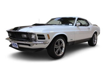 Ford Mustang Mach 1 I Facelift Fastback