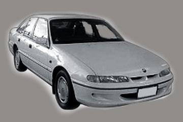 Holden Commodore II (VR) Седан