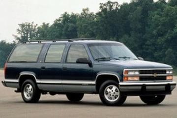 Chevrolet Suburban 1500 VII SUV