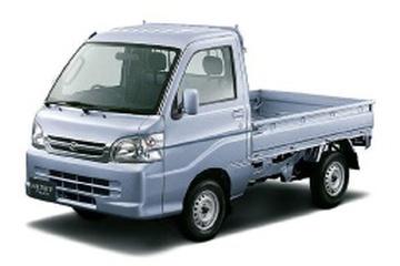 Daihatsu Hijet Truck IX Facelift Грузовик