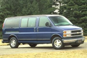Chevrolet Express 1500 Фургон