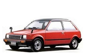 Daihatsu Charade G11 Hatchback