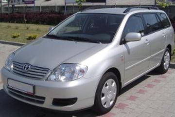Toyota Corolla IX (E120, E130) Facelift Универсал