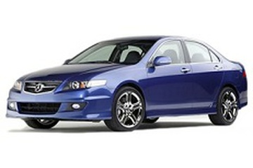 Acura TSX CL9 Седан