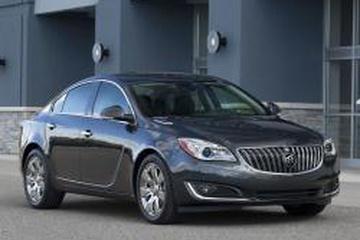 Buick Regal V Facelift Седан