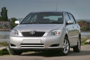 Toyota Corolla IX (E120, E130) Hatchback