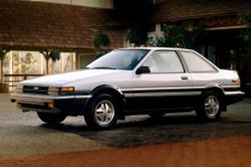 Toyota Corolla V (E80) Купе