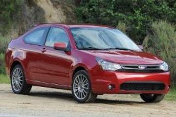 Ford Focus II Купе