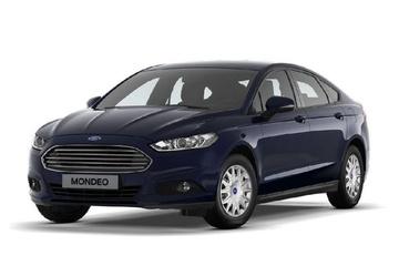 Ford Mondeo MK5 (CD391) Liftback