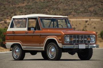 Ford Bronco I SUV