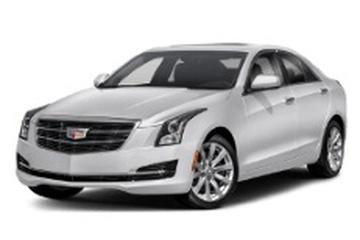 Cadillac ATS GM Alpha II Седан