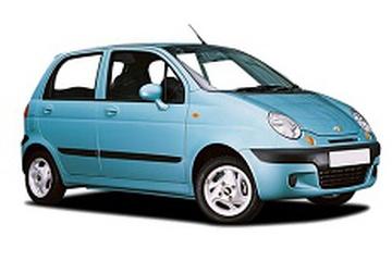 Chevrolet Spark M100/150 Hatchback