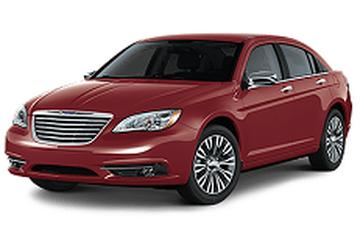 Chrysler 200 JS Седан