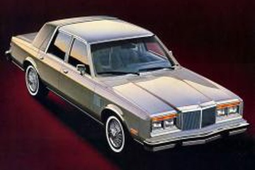Chrysler Fifth Avenue M-body Седан