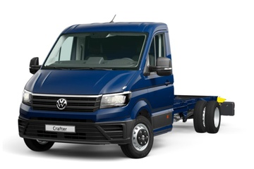 Volkswagen Crafter II (Typ SY/SZ) Chassis cab