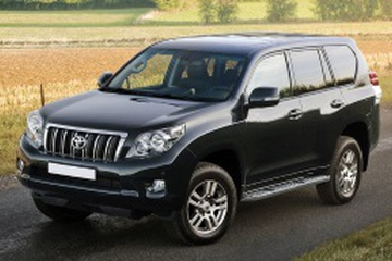 FAW Toyota Land Cruiser Prado 150 Series Closed Off-Road Vehicle