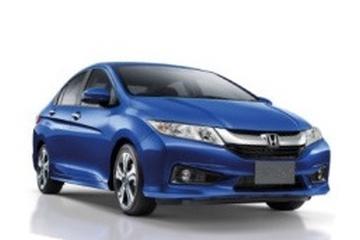 Honda Ballade GM6 Седан