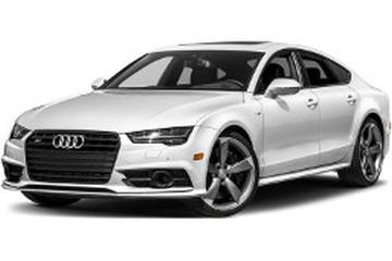 Audi S7 4G8 Facelift Sportback