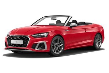 Audi S5 F5 Facelift Convertible