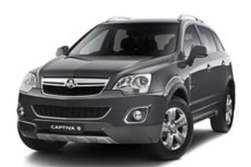 Holden Captiva 5 CG.I SUV