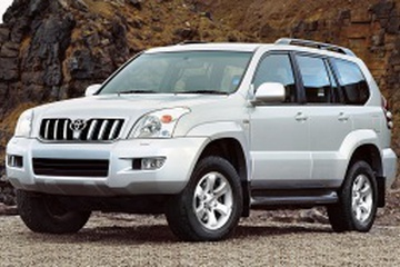 FAW Toyota Land Cruiser Prado 120 Series Closed Off-Road Vehicle